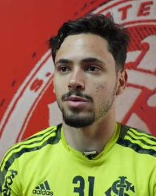 """INTERNACIONAL: Mauricio projeta confronto contra o Fortaleza e não se preocupa com horário do jogo: """"É tudo uma questão de adaptação"""""""