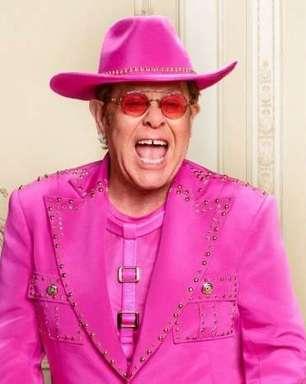 Elton John adia turnê para 2023 devido a dores no quadril