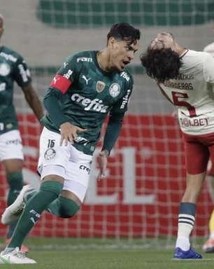Ídolo da torcida, Gómez se declara ao Palmeiras: 'Aqui me encontrei no mundo'