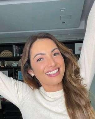 Patrícia Poeta inicia tratamento após cirurgia de emergência