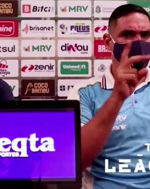 FORTALEZA: Como parar o Atlético-MG? Vojvoda destaca qualidade do rival, mas despista sobre semi da Copa do Brasil