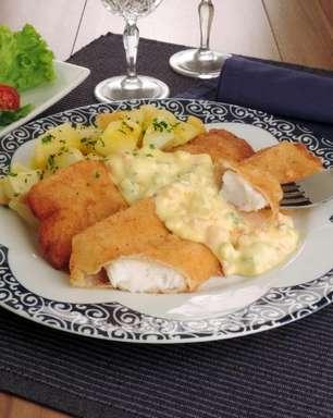 Peixe ao molho tártaro: 6 receitas deliciosas e práticas