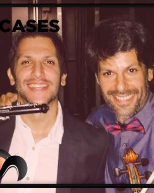 Carlos e Felipe Prazeres: a popularização da música clássica; ouça