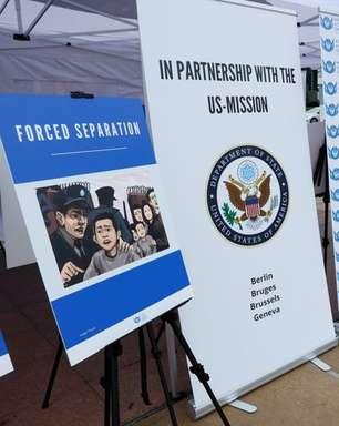 """China acusa Washington por """"truques políticos baixos"""" por conta de exposição sobre Uigures"""