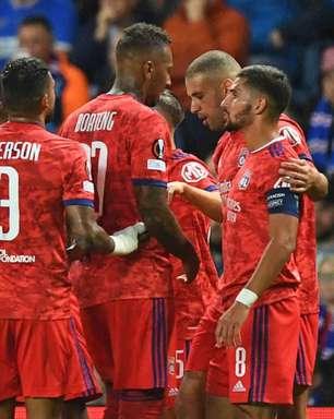 Fora de casa, Lyon vence Rangers pela estreia da Europa League