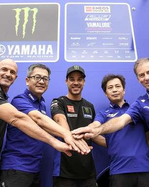 Yamaha confirma estreia de Morbidelli em Misano e anuncia acerto até fim de 2023