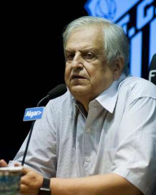 Santos vai à Justiça e cobra ex-presidente Modesto Roma por prejuízos ao clube