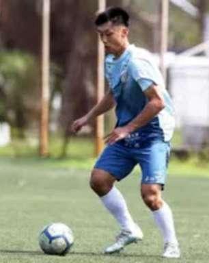 Santos registra atacante chinês de 20 anos com multa milionária