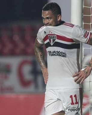 """""""Não é um time que quer ser campeão"""", desabafa Luciano"""