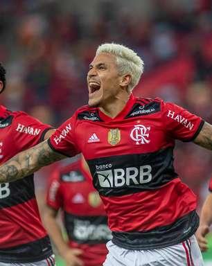 Pedro faz 2, Flamengo despacha o Grêmio e passa de fase