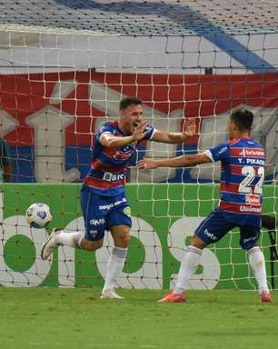 Fortaleza faz 3 no São Paulo e vai à semi da Copa do Brasil