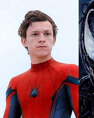 Tom Hardy no filme do Homem-Aranha? Foto levanta suspeita