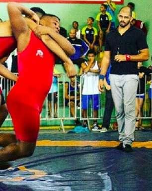 Projeto social liderado por PM celebra ida de aluno para treinos com a seleção brasileira da modalidade