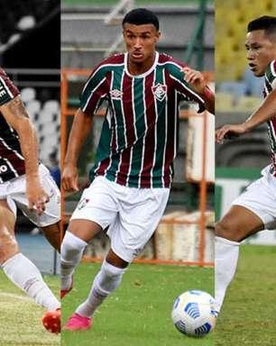 Pode mudar? Veja as alternativas e os números da lateral-esquerda do Fluminense