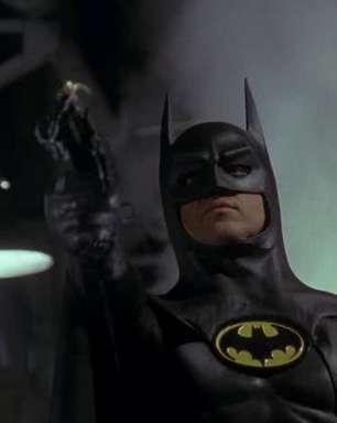 Rumores indicam que Michael Keaton está em mais projetos do Batman