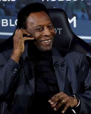Pelé se recupera bem de cirurgia, afirma filha do ex-jogador