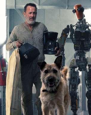 Finch: Sci-fi com Tom Hanks ganha pôster e data de estreia na Apple TV+