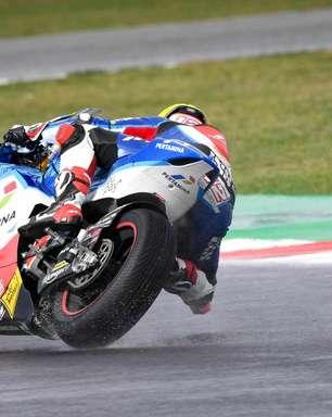Lüthi lidera treinos da Moto2 em Misano. Gardner e Raúl Fernández ficam fora do top-20