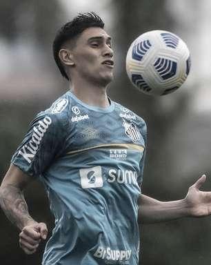 Santos fecha preparação e deve ter 3 zagueiros contra Ceará