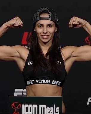 Ariane Lipski e Antônio Arroyo vencem balança e confirmam lutas no UFC Vegas 37 neste sábado (18)