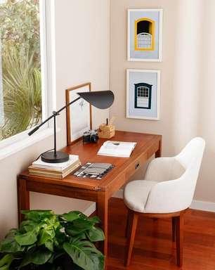 Tipos de Mesa de Escritório que Unem Design e Praticidade