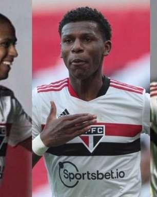 Trio de zaga, linha de quatro; vejas as opções de Crespo para montar a defesa do São Paulo sem Miranda