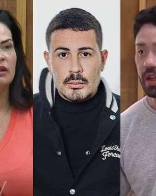 """Carlinhos Maia critica Solange após briga com Rico em """"A Fazenda 13"""""""