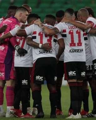 São Paulo tem seu pior desempenho nas primeiras 19 rodadas desde o Campeonato Brasileiro de 2017