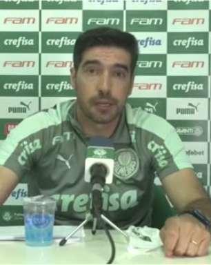 """PALMEIRAS: Abel Ferreira assume responsabilidade por decisões tomadas no segundo tempo: """"Sou 'engenhocas' e arrisco muito"""""""