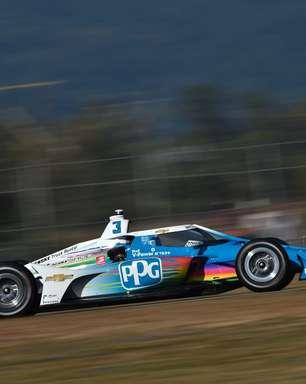 McLaughlin supera Herta em TL2 conturbado da Indy em Laguna Seca. Palou é 3º