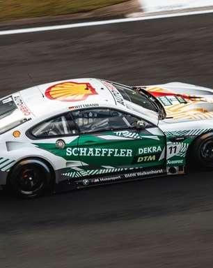 Wittmann conta com 'ajuda' de Rockenfeller e vence corrida 1 do DTM em Assen