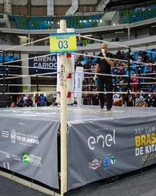 Presidente da FKBERJ comenta título do Rio no quadro geral de medalhas do Brasileiro de Kickboxing