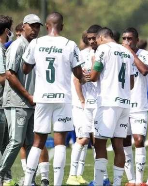 Palmeiras Sub-15 e Sub-17 vencem e fecham turno do Campeonato Paulista invictos
