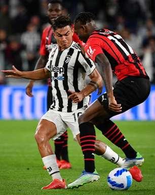 Milan arranca empate e afunda a Juventus no Italiano; Inter lidera