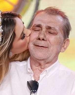 Pai de Virgínia Fonseca morre aos 72 anos após dois meses internado