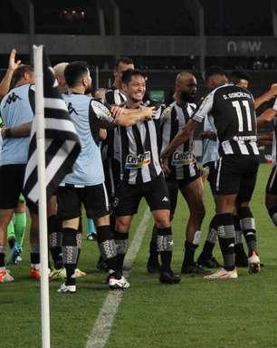 Análise: Botafogo mostra poder de reação, vira sobre o Náutico e dá mais uma prova da força do grupo
