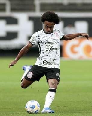 Na reestreia de Willian, Corinthians empata com o América-MG