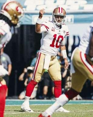 Fora de casa, San Francisco 49ers se impõe e derrota o Philadelphia Eagles