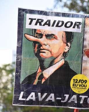 'Frente ampla' na rua esbarra no veto ao PT e se divide