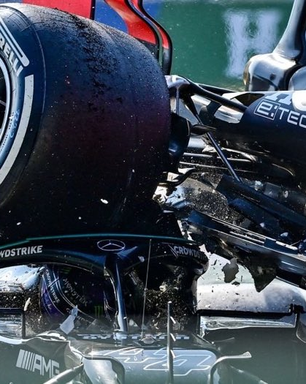 O que é o halo, como protegeu Hamilton na F1 e quem é seu 'avô' brasileiro