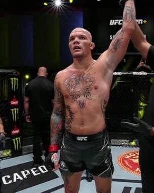 Anthony Smith tem grande atuação e finaliza Ryan Spann no UFC Vegas 37; Ariane Lipski volta a vencer