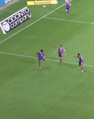 SÉRIE A: Gols de Bahia 1 x 1 RB Bragantino