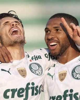 Veiga valoriza vitória do Palmeiras e revela foco na Libertadores: 'Importante para retomar a confiança'