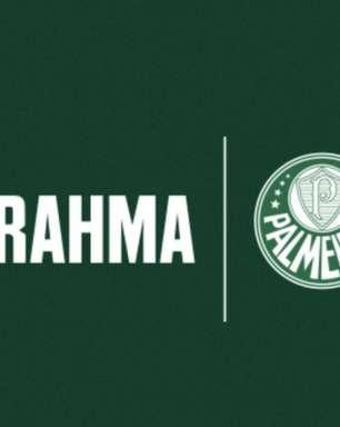Palmeiras renova patrocínio com a Brahma