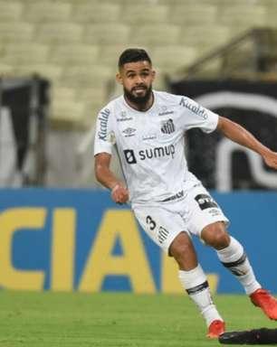 Santos sofre no ataque e empata com o Ceará