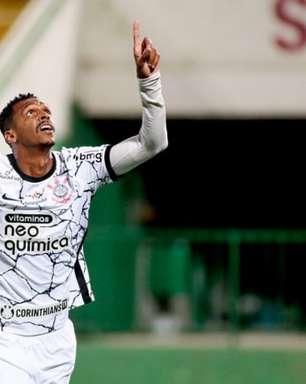 Prestes a completar 250 jogos pelo Corinthians, Jô relembra trajetória no clube: 'Não é pra qualquer um'
