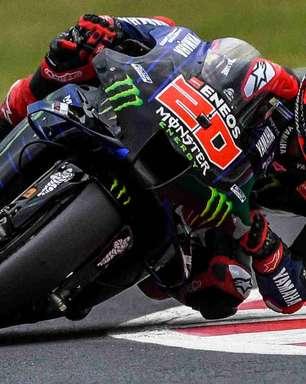 Quartararo supera Sarron em Misano e é francês com mais pódios em MotoGP/500cc