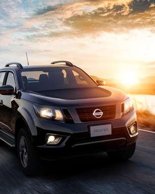 Nissan Frontier ganha edição limitada X-Gear por R$ 252 mil