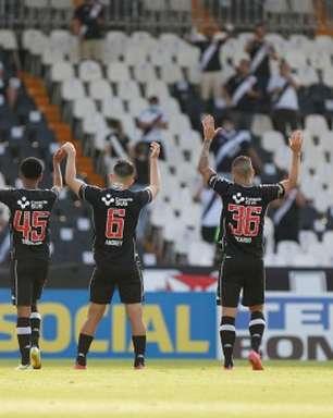 Mil ingressos à venda, mas 309 pessoas em São Januário: Vasco divulga balanço do evento-teste