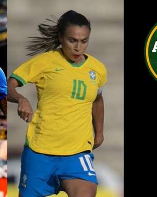 Brasileirão, Seleção Brasileira feminina, La Liga... Veja onde assistir aos eventos esportivos de segunda